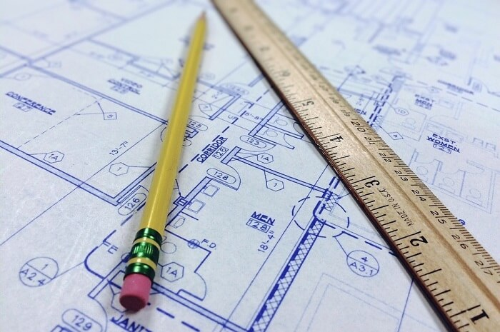 As-built drawings & Record Drawings
