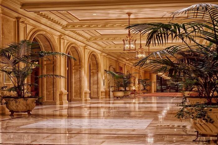 Feature Interior Designing