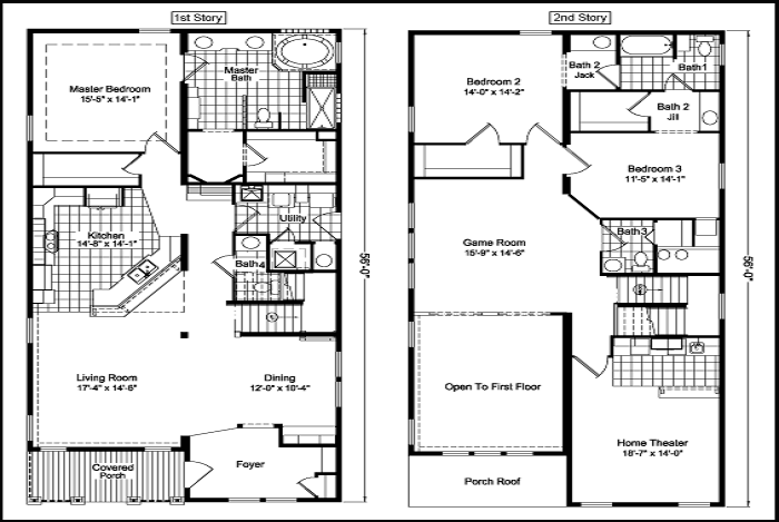 Floor Designing Plan