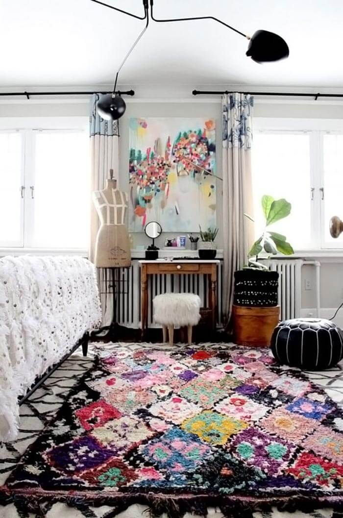 Eclectic And Quirky Living Room Decor