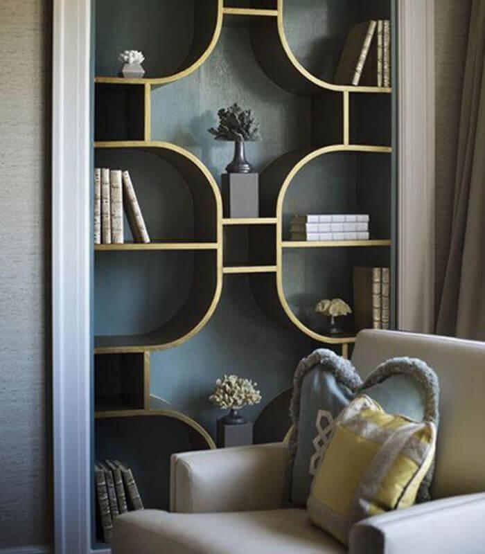 All purpose bookshelf