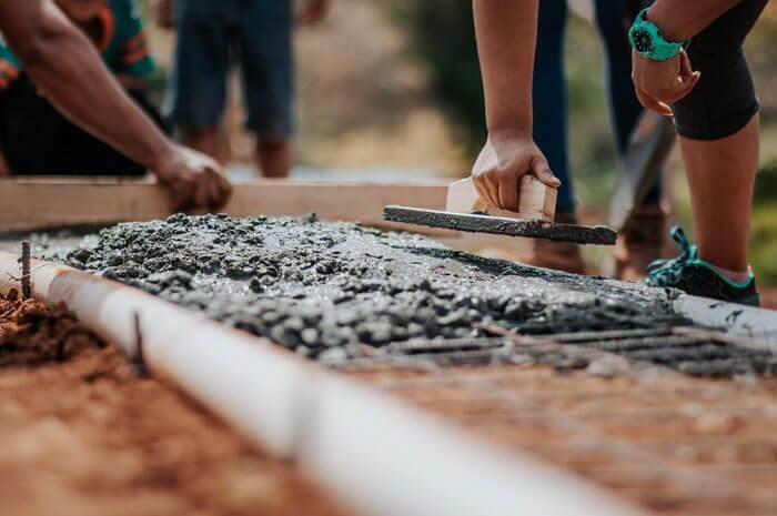 Construction service in covid19