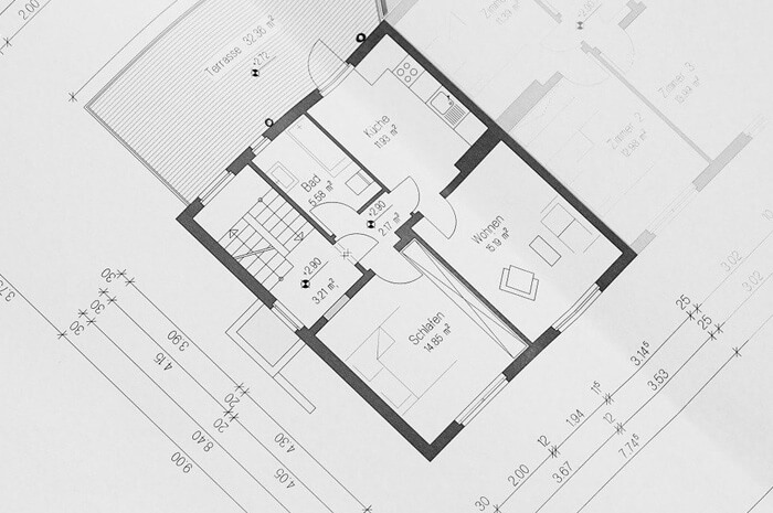 Interior Design Drawings Types Of Floor Plan Layouts Bluentcad