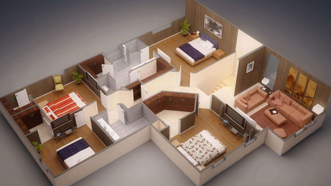 Interior Design Drawings Types Of Floor Plan Layouts Bluentcad