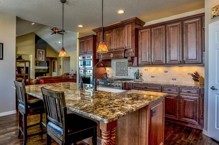Custom Kitchen Cabinets: The Fruits of Perfect Millwork Drafting