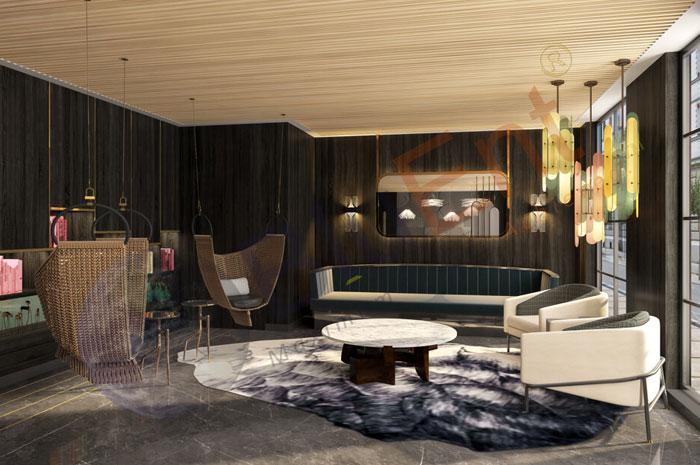 Lobby rendering