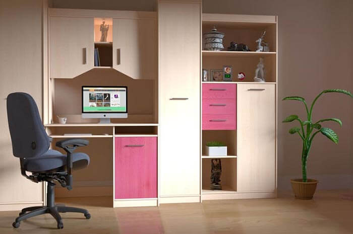 Movable Casework
