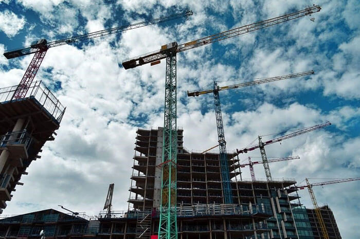 Supply chain construction
