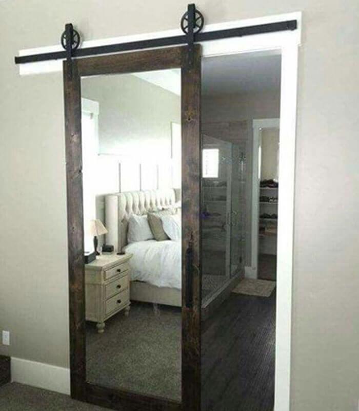 Surreal bedroom